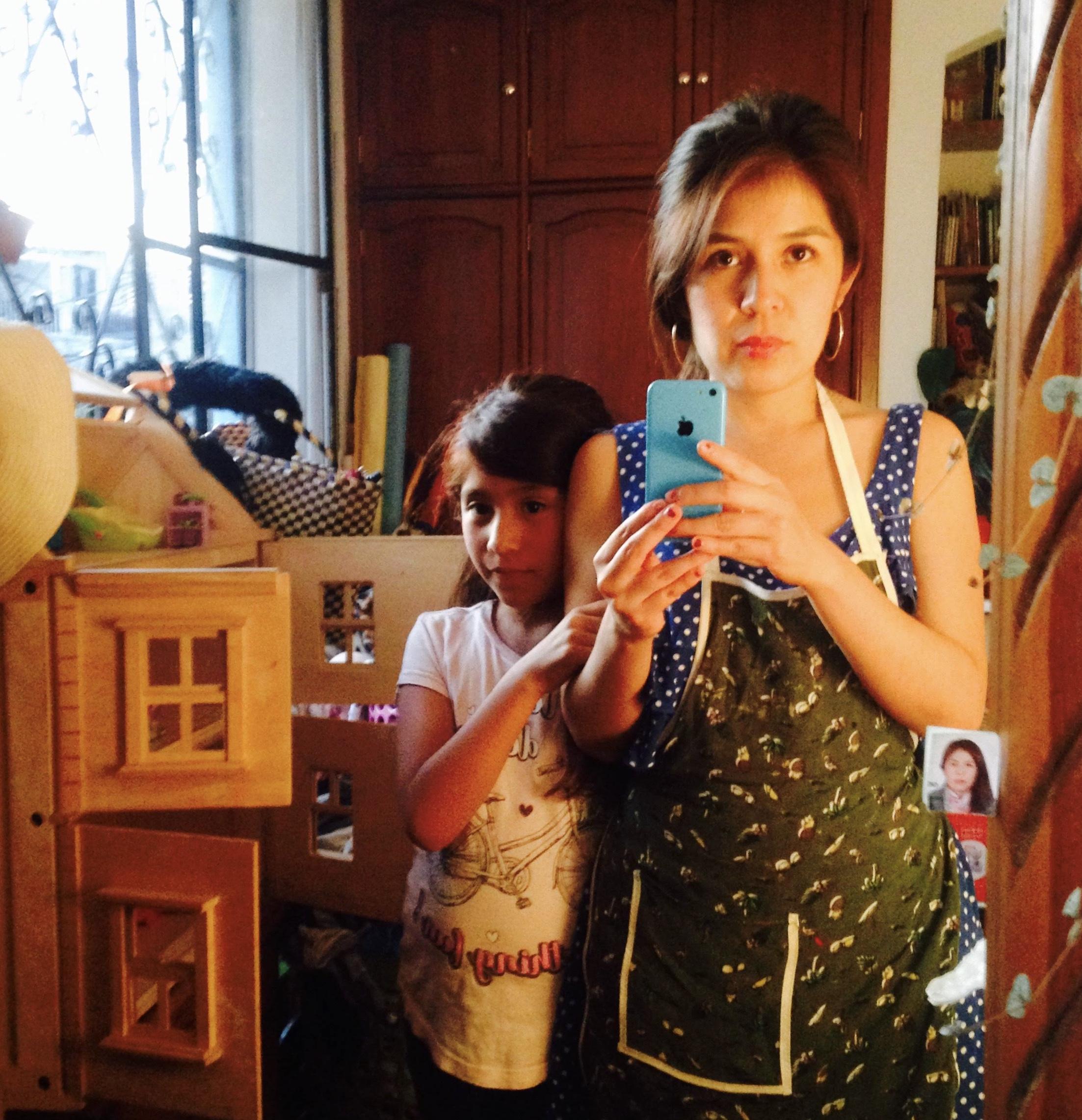 Amanda y yo